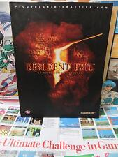 Xbox 360 & Sony PS3:GUIDE Resident Evil 5 [TOP CAPCOM & 1ERE EDITION] Fr