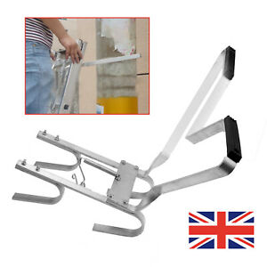 Universal Ladder Stand-Off V-shaped Downpipe - Ladder Accessory, Easy Use