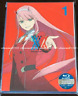DARLING in the FRANXX Vol.1 Limited Edition Blu-ray+CD+Booklet ANZX-14441 Japan