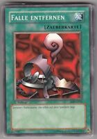 YU-GI-OH Falle Entfernen Common SDP-G034
