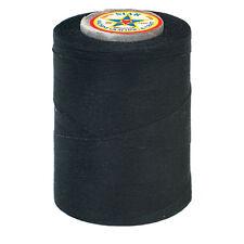#2~Star Cotton Machine Quilting & Sewing Craft Thread~Black~30 Wt~V37-2