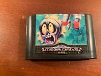 Sega Megadrive decap attack de cap mega drive good condition cartridge