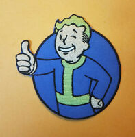 Fallout Boy Logo Patch 3 1/2 inches wide
