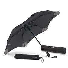 Blunt Metro Compact Folding Travel Umbrella Black New