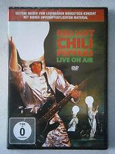 """DVD """"Red Hot Chili Peppers - Live On Air"""" NEU + original verschweißt!!!"""