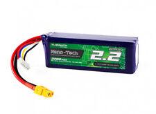 Turnigy Nano-Tech 2200mAh 4S 14.8V 25C 50C LiPO Battery XT60 FPV 3D Multirotors