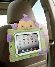 Carseat Headrest Holder Case Ipad 2 3 4 Mini Air Android Tablet Kids Baby Travel