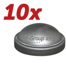 10x JP Group Schutzdeckel, Radnabe Ford, Mazda