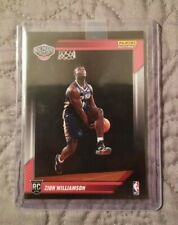 Panini Instant Zion Williamson RC FIRST PELICAN CARD