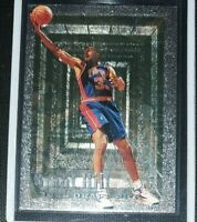 Grant Hill Rookie Topps Embossed Silver 1995 Topps #103 Nrmt-Mt