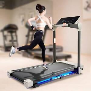 Lautsprecher Bluetooth Laufband Fitnessgerät Heimtrainer elektrisch Fitness