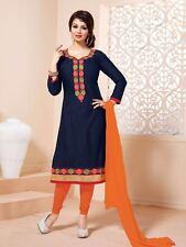 Aisha-Exclusive  Heavy cotton Dress material