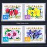 1999 - Nature of Australia - Coastal Flowers - P&S set of 4 - MNH
