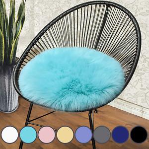 carpetas alfombras peludas para cojin de silla para sentarse cuarto habitacion