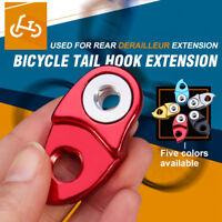 Road Bike MTB  Frame Gear Tail Hook Hanger Extension Bicycle Rear Derailleur