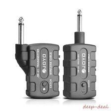 JOYO JW-01 Rechargeable  Audio Wireless Digital Guitar Transmitter Receiver