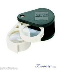 NEW ZEISS 3X 6X 9X DOUBLE APLANATIC  LOUPE MAGNIFIER