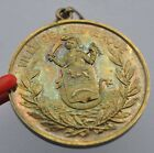 DN 1897 France Russia Visit of President Felix Faure in Russia Silver Medal UNC