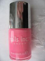 Nails Inc Polish Walton Place Pink Colour 10ml Free 1st Class Post