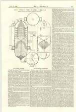 1899 Dry Steam Feed Water Heater Mcphail And Simpson Wakefield Fireproof Floor