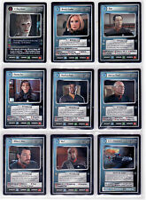 Star Trek CCG First Contact Complete Unplayed Set Mint, Straight From Packets