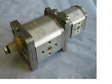 Marzocchi Tandem Hydraulic Gear Pump 17.8cc + 4.1cc /rev
