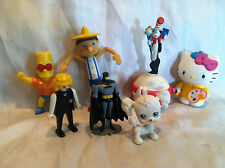 Pre-owned Mix Lot Of Collectible Toys 7 Total