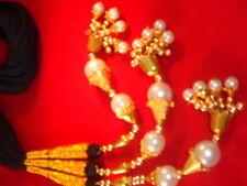 Latest Bollywood Bridal Punjabi Paranda Parandi Hair Accessory Braid Women ebay