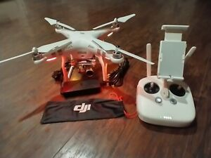DJI Phantom 3 Advanced Drone Quadcopter w/ Remote Controller