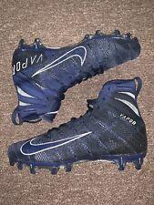 New Nike Vapor Untouchable 3 Elite Flyknit Football Cleats Ah7408-400 Size 9.5