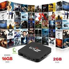 Z69 S905X Smart Android 6.0 TV Box 4K Quad-core 2GB/16GB HEVC VP9 Mini PC V3A9