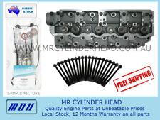 Mitsubishi Pajero Triton Delica 4D56T Assembled Cylinder Head kit 2.5 P