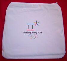 Orig.Sitzkissen  Olympische W.Spiele PYEONGCHANG 2018  //  Off.Logo  !!  RARITÄT