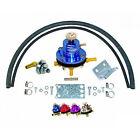1x Sytec 1:1 MOTORSPORT Regulador de presión del combustible (vk-msv-vtec-p)