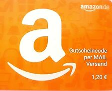 1,20€ Amazon Einkaufsgutschein  Voucher Coupon