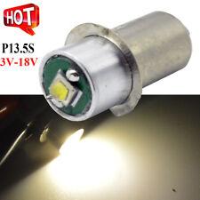 MAGLITE LED UPGRADE P13.5S CREE 3W 3000K BULB GLOBE for TORCH FLASHLIGHT 3V-18V