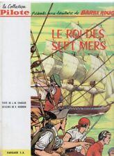 LE ROI DES SEPT MERS 1962 - COLLECTION PILOTE