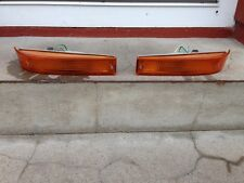 toyota corolla Levin kouki ae86 Front Bumper Indicator lights jdm 86-87 new