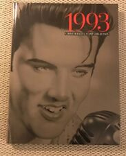 1993 USPS Commemorative Stamp Collection Book, MINT, featuring Elvis