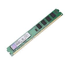 For Kingston KVR1333D3N9/4G 4GB PC3-10600 DDR3 1333 CL9 Low Intel Desktop Memory