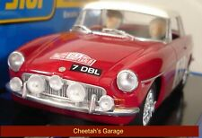 Scalextric 03143 MGB 1964 # 83 Slotcar 1:32 NEU