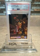 1993 Shaquille O'Neal Classic LP9 Rookie PSA 10    POP 30