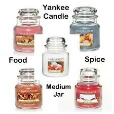 Spice Scented Jars/Container Candles & Tea Lights