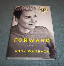Abby Wambach Signed Autographed Book Forward USA Soccer