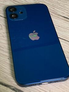 Apple iPhone 12 Mini Pazifikblau/Blau  Backcover, Rahmen,Gehäuse,Akkudeckel