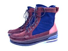 Zara Mens Leather Ankle Boots SIZE UK11 EUR45 US12