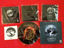 The Hunger Games CATCHING FIRE Promo PIN SDCC 2013 + DIVERGENT PINS Lot RARE