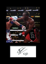 KSI (Sidemen) #2 Signed Photo Print A5 Mounted Photo Print - FREE DELIVERY