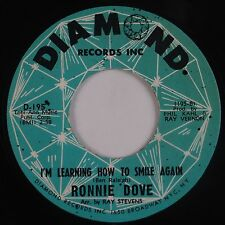 RONNIE DOVE: I'm Learning to Smile Again DIAMOND D-195 VG++ Gorgeous 45