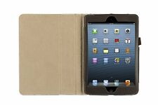 Genuine Griffin Folio Case with Stand for iPad Mini - Chocolate Brown GB36149